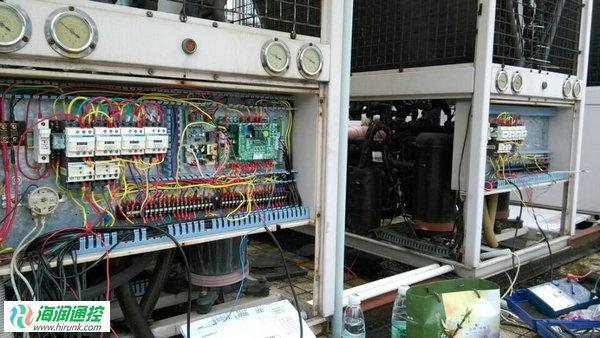 风冷模块机控制器维修