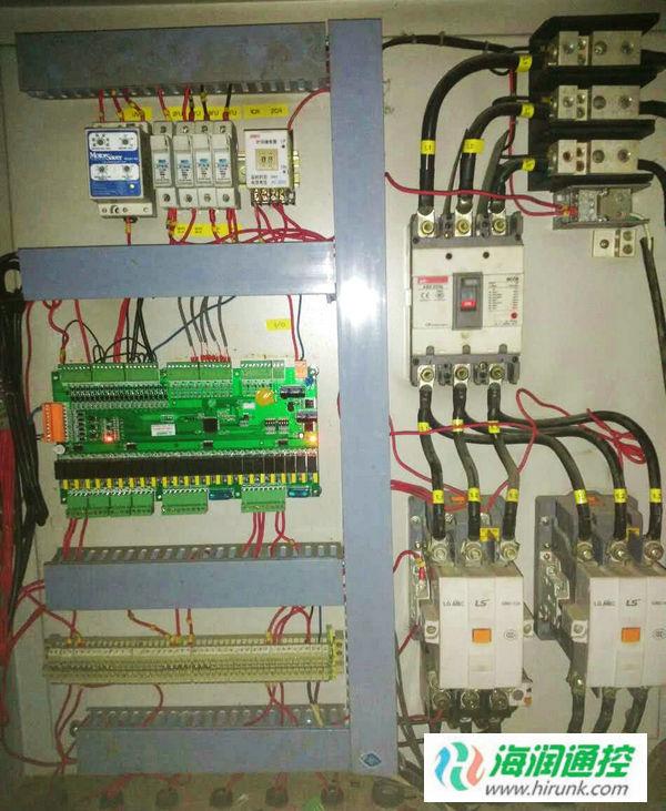海润通控螺杆机组通用控制器